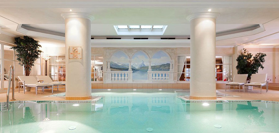 Hotel Tirolerhof, Zell am See, Austria - indoor swimming pool.jpg